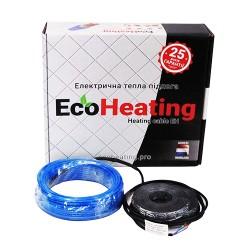 Нагревательные секции из двухжильного экранированного кабеля Eco Heating Секция EH 20, 200Вт
