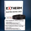Двухжильный нагревательный кабель Extherm ЕТТ (12м, 360Вт)
