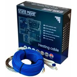 Двужильный нагревательный кабель Grand Meyer в стяжку ТНС20, 10Вт