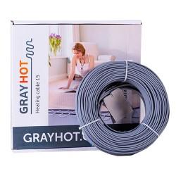 Нагревательный кабель GRAYHOT Длина, м. 6
