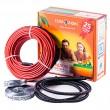 Одножильный экранированный нагревательный кабель Теплолюкс (4,8м² - 3,8м², 700Вт)