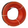 Коаксиальный нагревательный кабель Volterm HR12 (2,6м² - 3,3м², 400Вт)