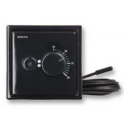 Терморегулятор Ensto ECOINTRO16FRSW Черный