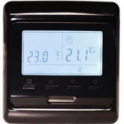 Терморегулятор IN-TERM E51 RTC-80 Черный