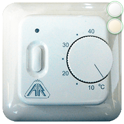 Терморегулятор ST-AR-16 Белый