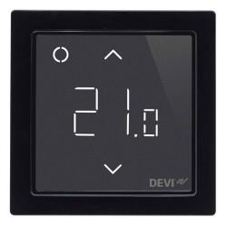 Терморегулятор DEVIreg Smart Черный