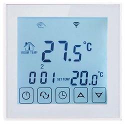 Терморегулятор Klimteh BHT-323 WiFi Білий