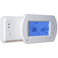 Терморегулятор Verol VT-2520WLS Білий