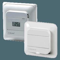 Терморегулятор OTN2-1666 Белый