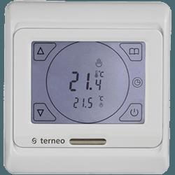 Терморегулятор Terneo Pro unic Белый