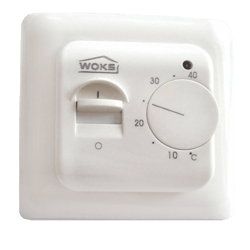 Терморегулятор WOKS RTS 70.26 Белый