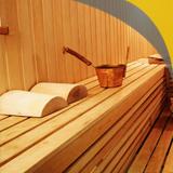 Теплые полы в бане